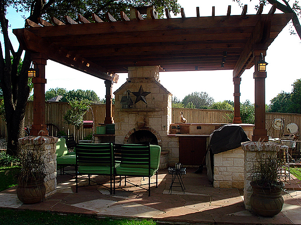 Backyard Cabana Ideas : Gallery  STF Design & Build